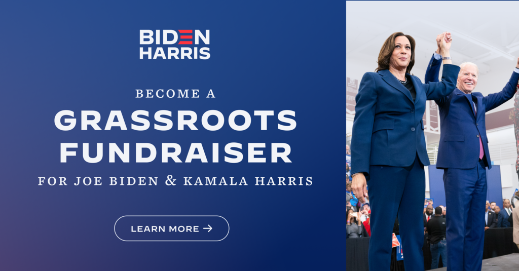 Become a Grassroots Fundraiser