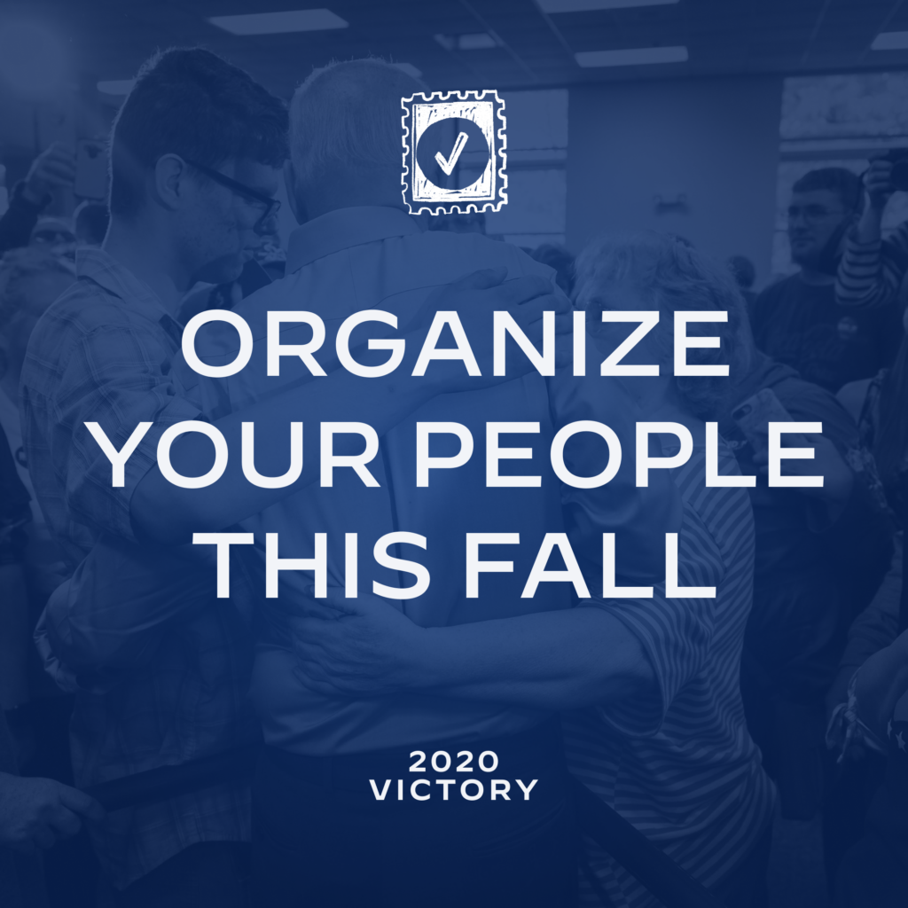 organize your people this fall