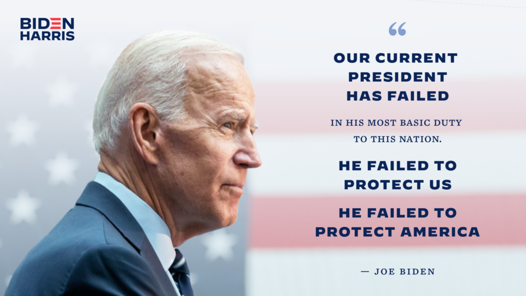 Joe Biden Social Graphic