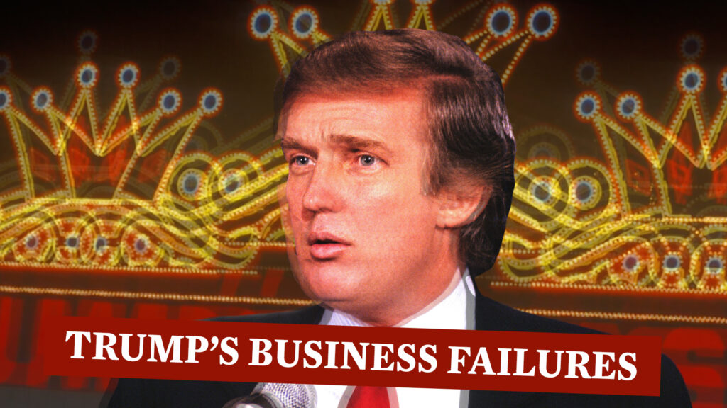 9 Times Donald Trump Failed at Business